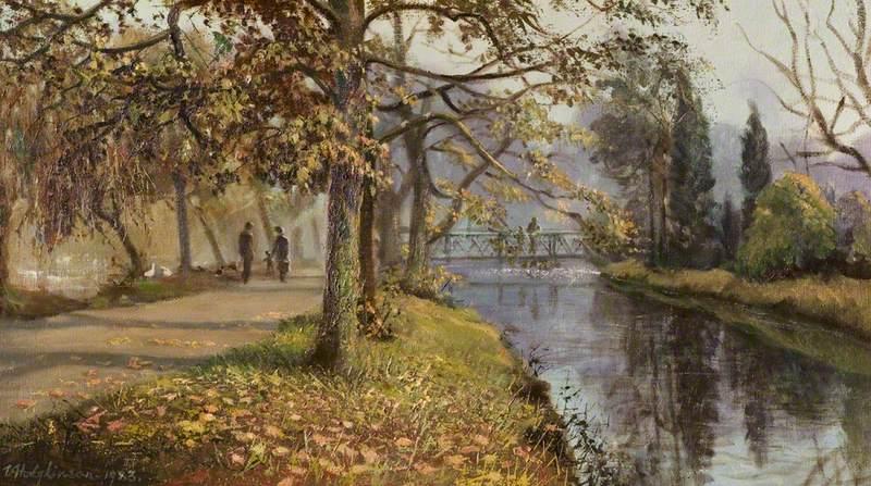Riversley Park, Nuneaton, Warwickshire