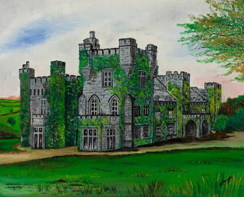 Weddington Castle, Nuneaton, Warwickshire