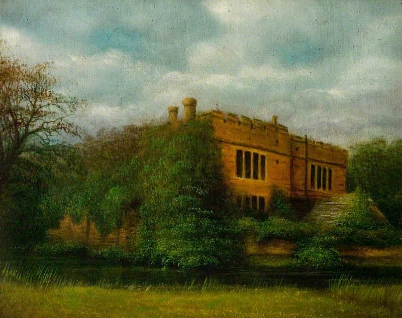 Hartshill Castle, Warwickshire