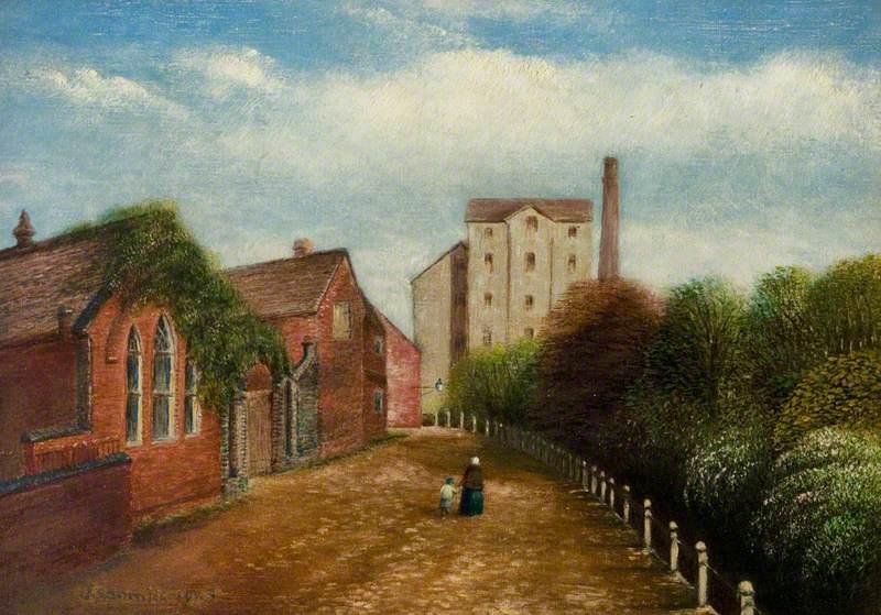 Mill Walk, Nuneaton, Warwickshire