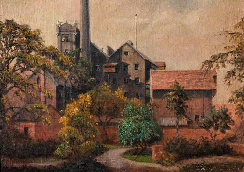 Nuneaton Flour Mill, Warwickshire