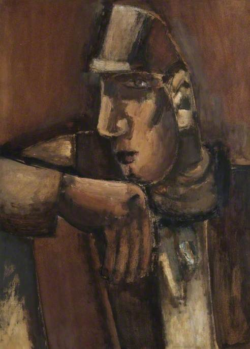 Head of a Miner