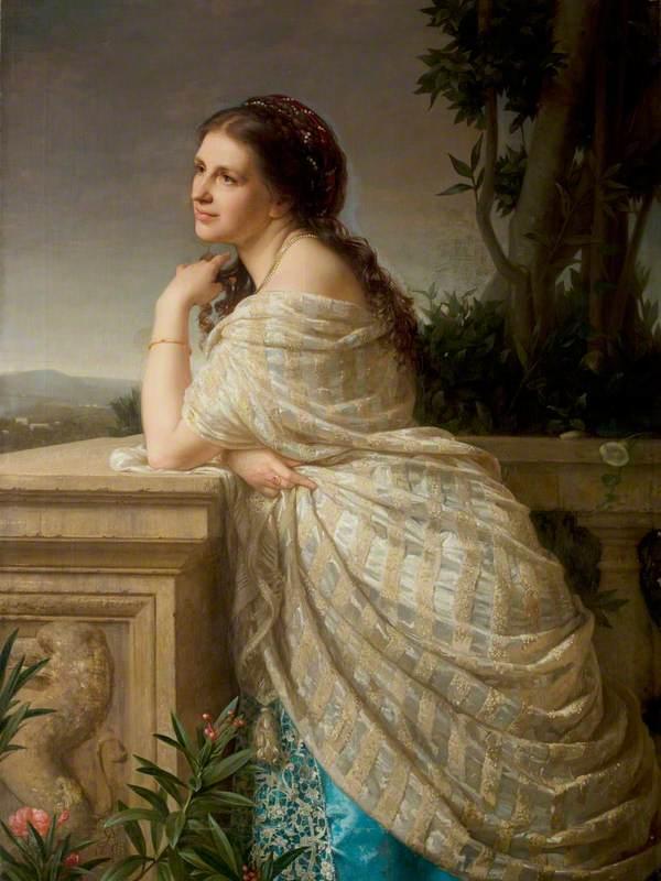 Miss Helen Faucit (1814–1898), Actress