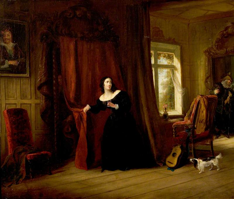 Leslie Charles Robert 1794 1859 Art Uk