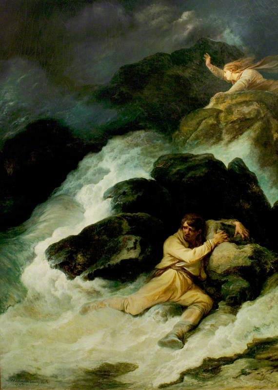 'The Tempest', Act I, Scene 1, the Shipwreck