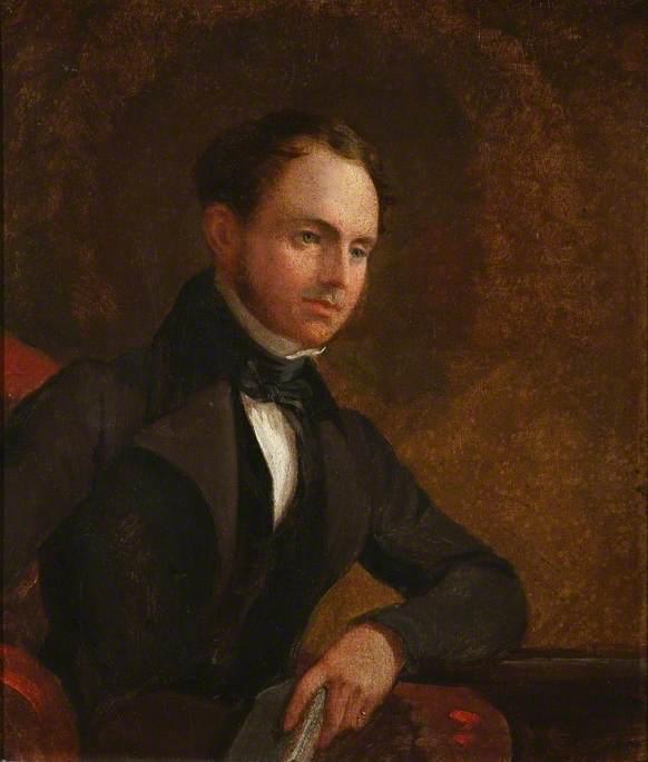 Study of Edward Bolton King (1800–1878), MP