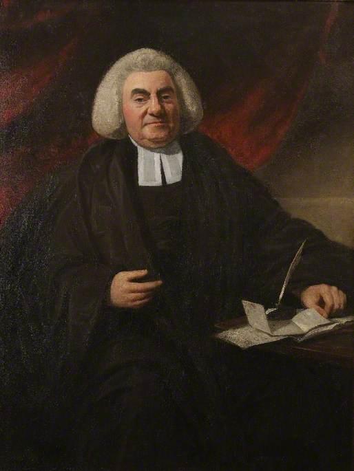 Dr Samuel Parr (1747–1825), DD