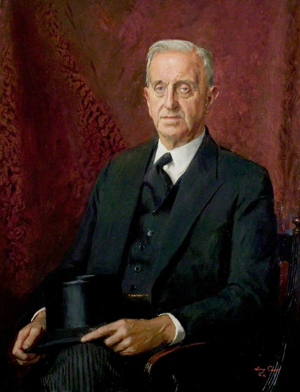 Sir Donald Finnemore (1889–1974)