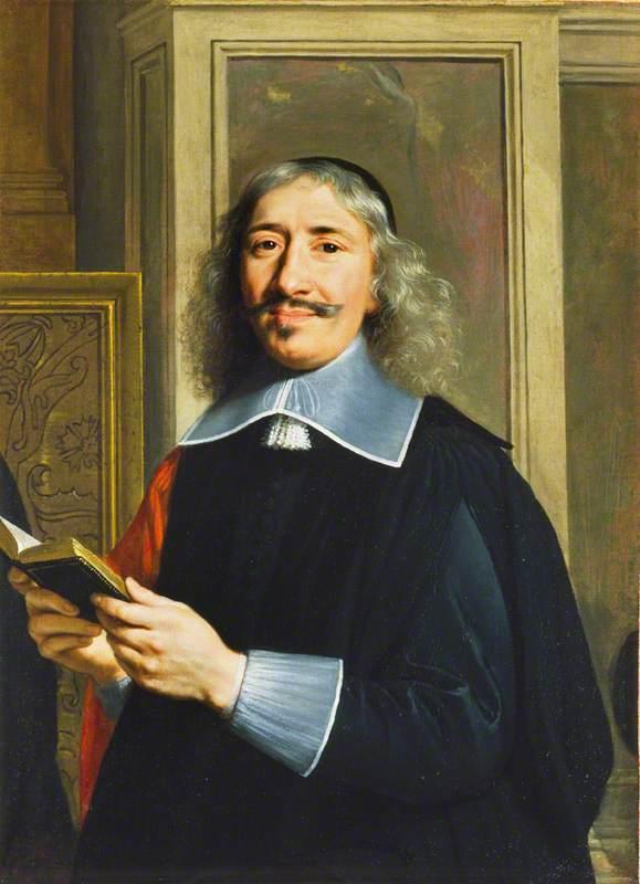 An Échevin of Paris