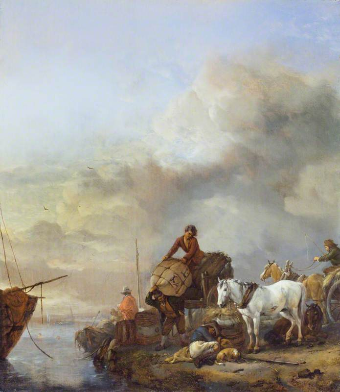 Landing a Boat