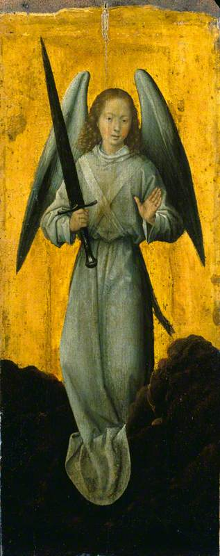 Angel with a Sword