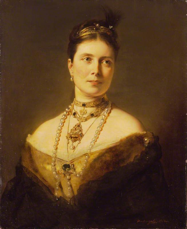 The Empress Frederick of Germany as Crown Princess of Prussia