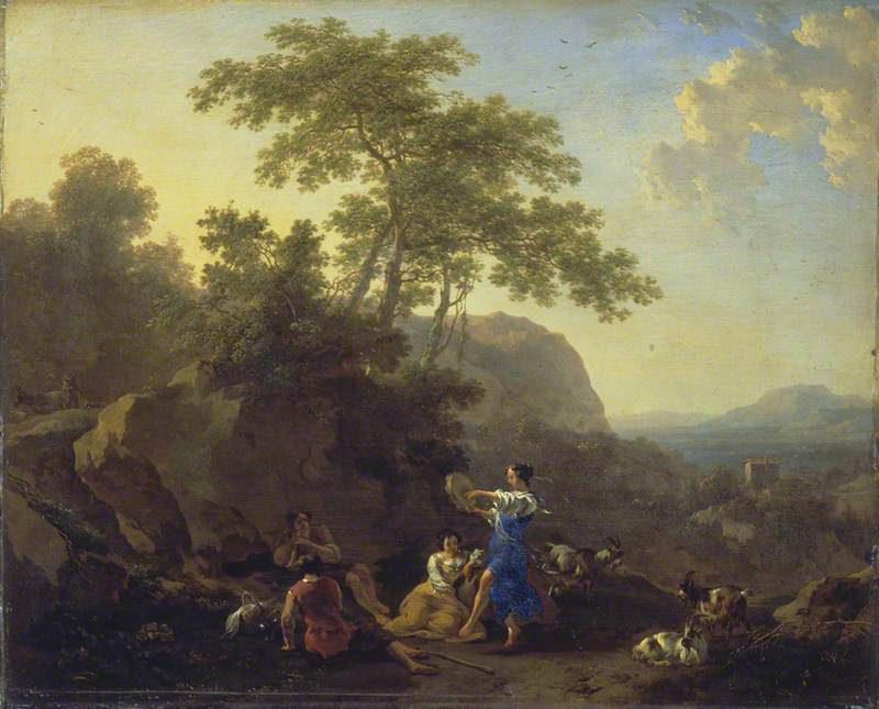 The Musical Shepherdess