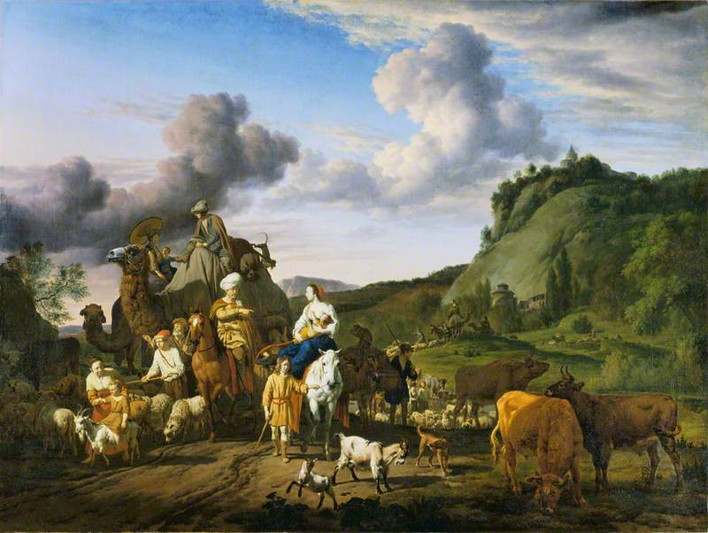 The Migration of Jacob