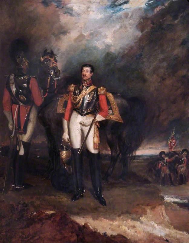 Stapleton Cotton (1773–1865), Field Marshal Viscount Combermere, GCB, KST