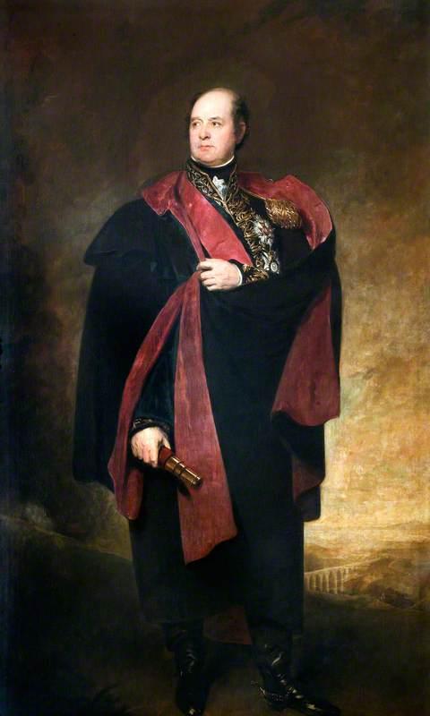 William Carr (1768–1854), Viscount Beresford, GCB