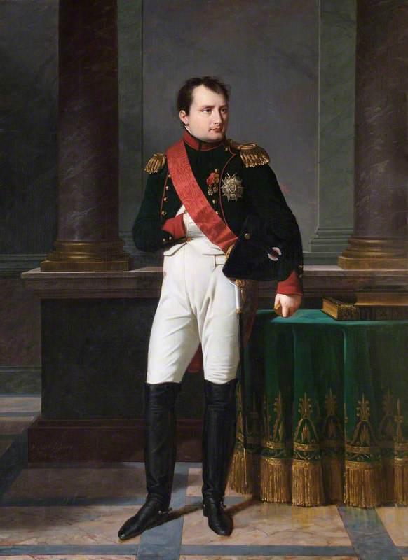 Napoleon Bonaparte (1769–1821), Emperor