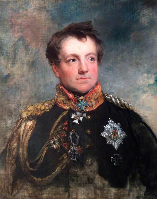 Field Marshal August Neidhardt (1760–1831), Count of Gneisenau