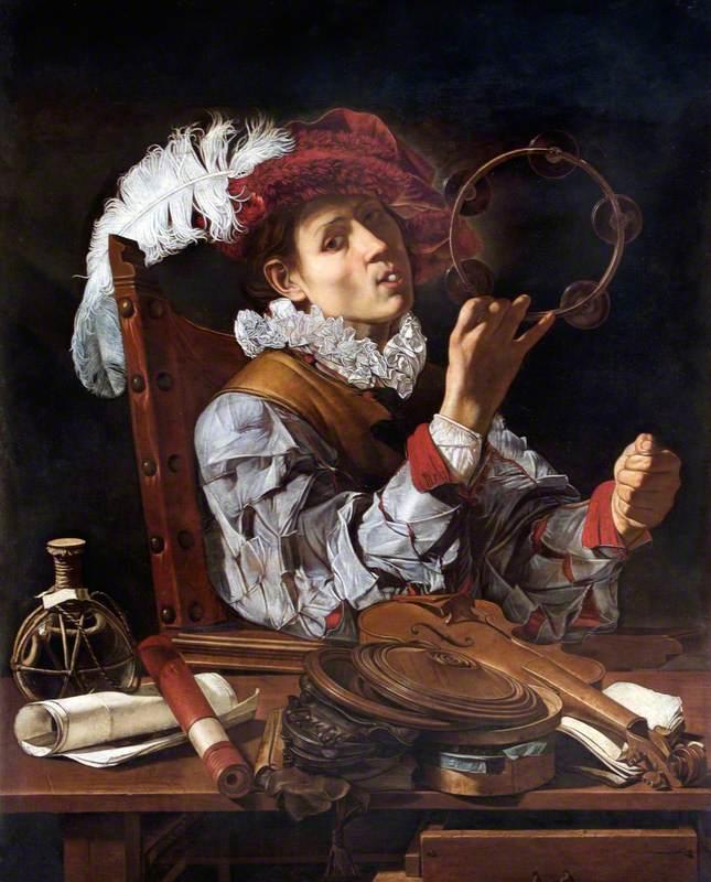 A Musician (Conjurer)