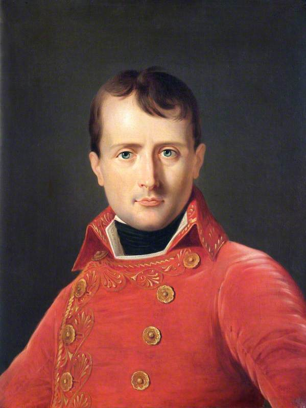 Napoleon Bonaparte (1769–1821), as First Consul