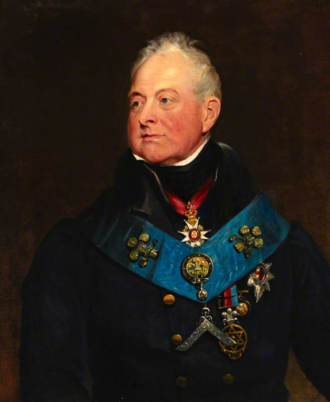 William IV (1765–1837), When Duke of Clarence