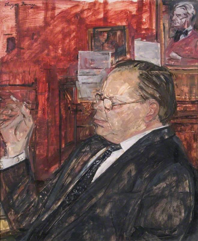 Humphrey Brooke (1914–1988)