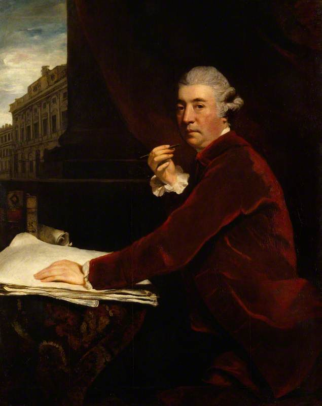 Sir William Chambers (1723–1796)