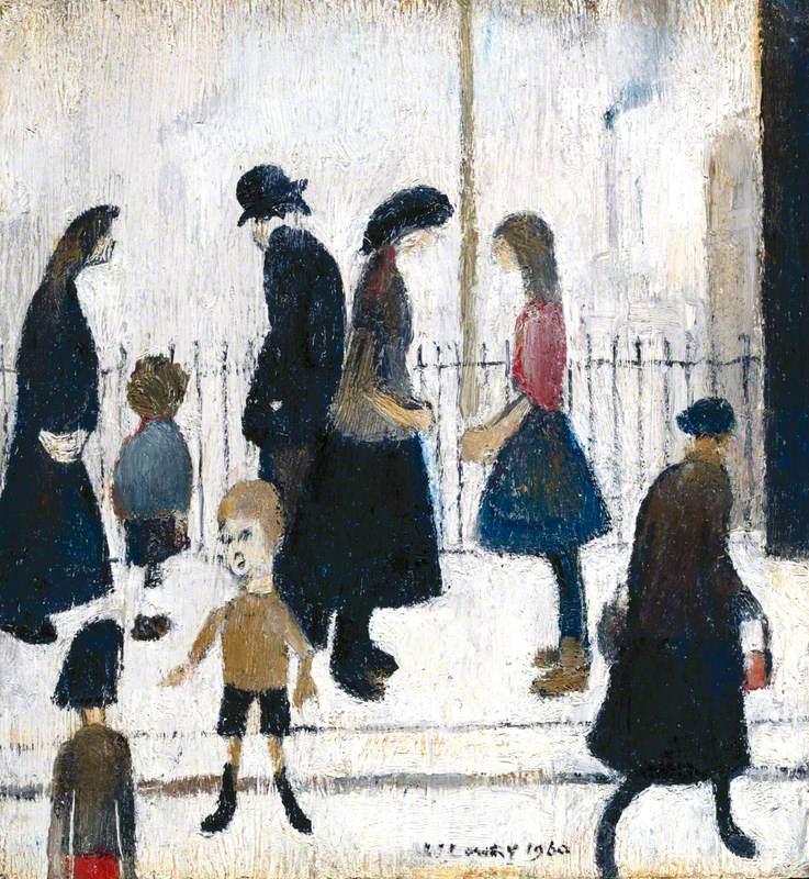 Figures in a Street