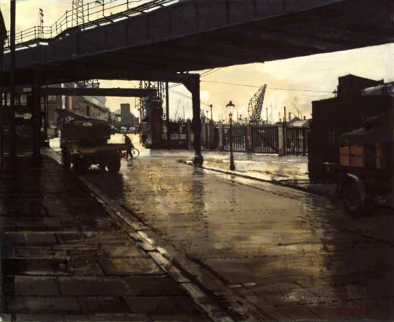 Liverpool: America Dock