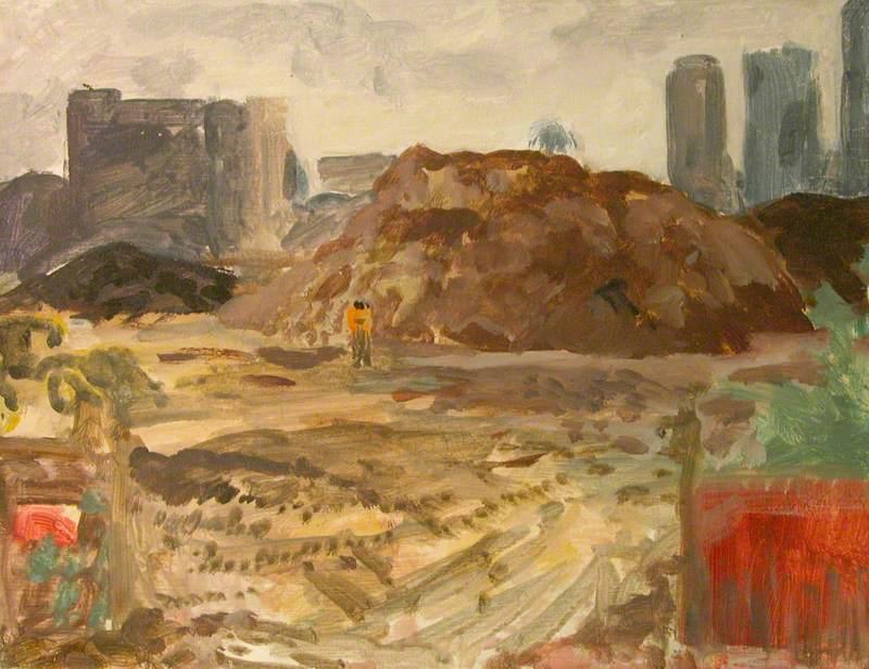 Building Site (North Greenwich)
