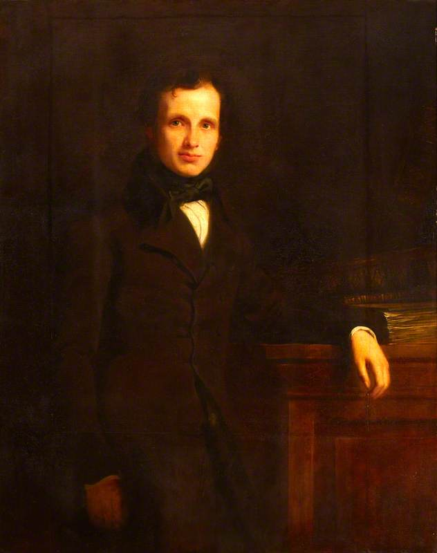 Thomas Morton (1814–1849)