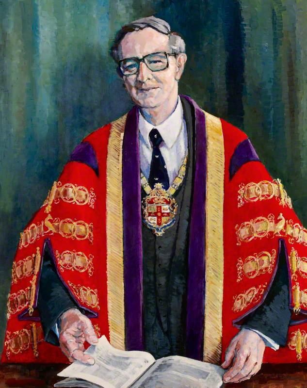 Sir Alan Parks (1920–1982)