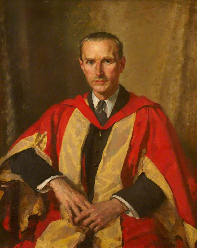 Sir Wilfred Fish (1894–1974)