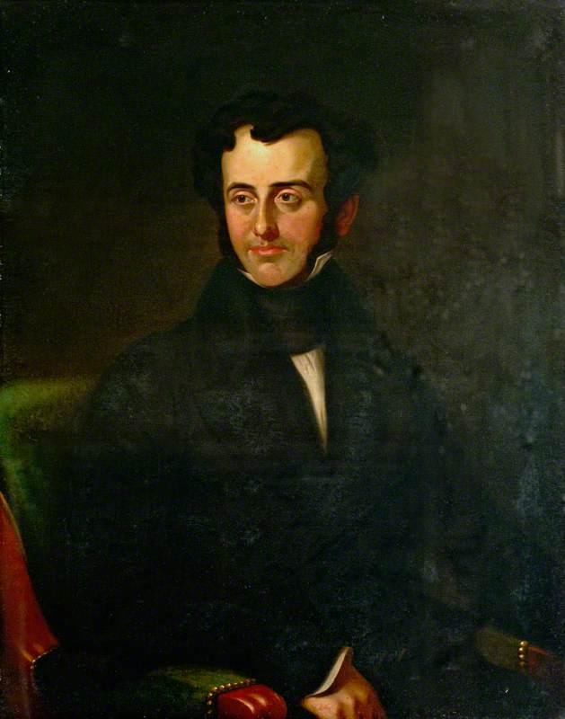 Thomas Elliotson (1800–1850), DM, FRCP