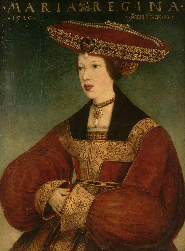 Mary of Austria (1505–1558)