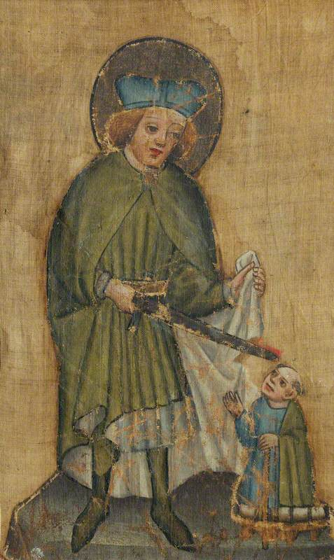Saint Martin and the Beggar