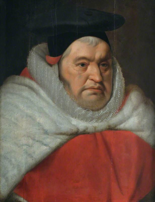 Sir John Dodderidge (1555–1628)