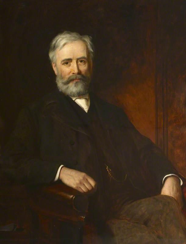 James Smith Turner (1932–1904)