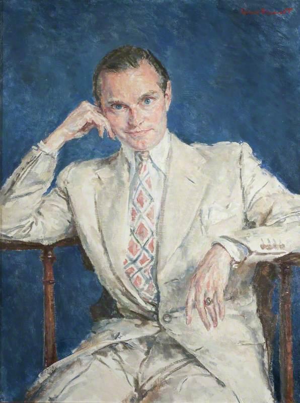 Marcus Felix Brudenell (Marc) Fitch (1908–1994), CBE, DLitt, FBA (Hon.), FSA