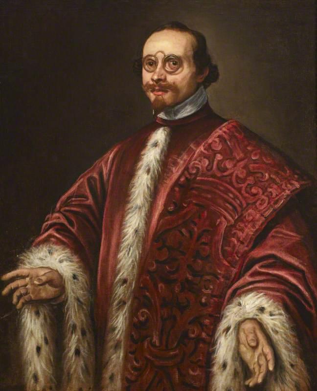 A Venetian Procurator