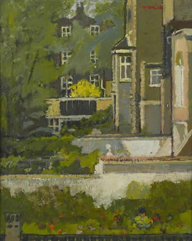 Gardens, Eaton Terrace