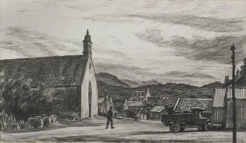 The Kirk, Isle of Harris