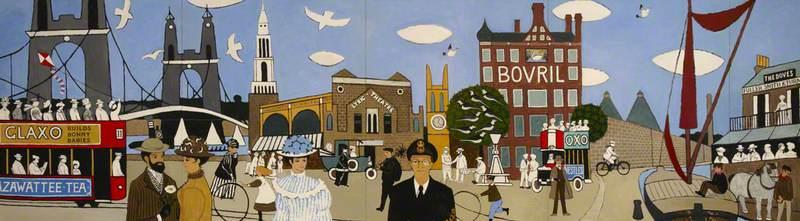 Old Hammersmith