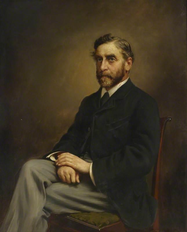 Professor John Hopkinson (1849–1898), FRS, Chair of Electrical Engineering (1890–1898)