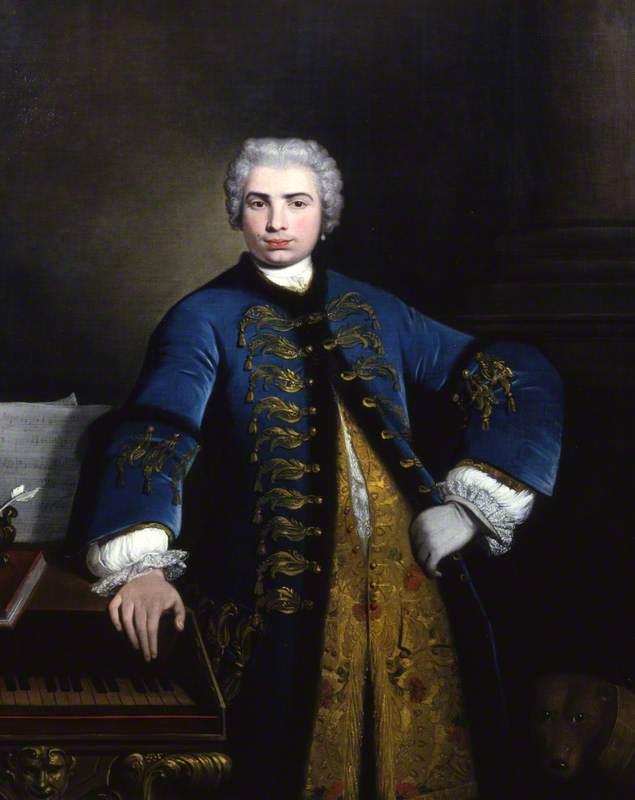 Farinelli (Carlo Broschi, 1705–1782)