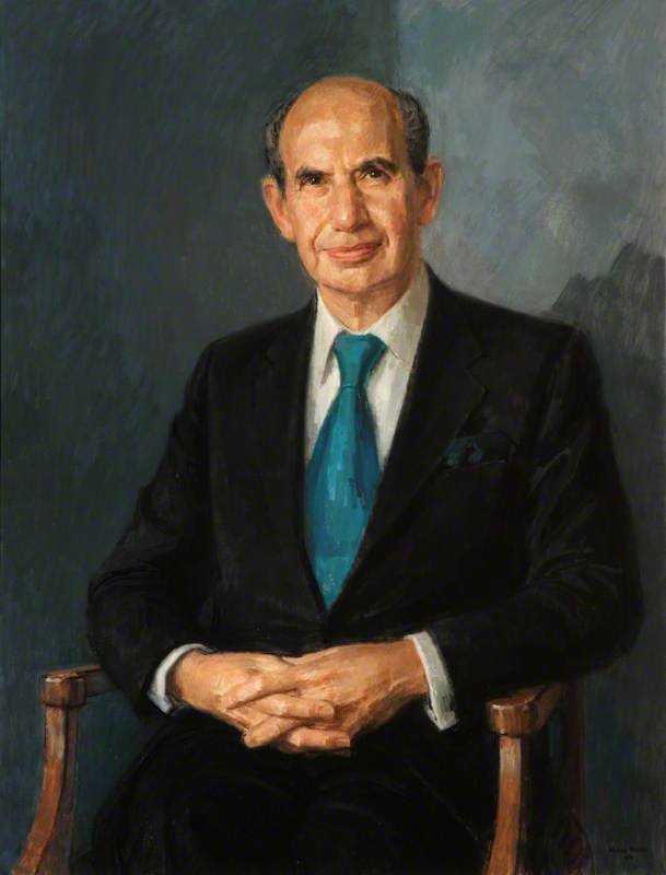 Professor Sir Martin Roth, President of the Royal College of Psychiatrists (1971–1975)