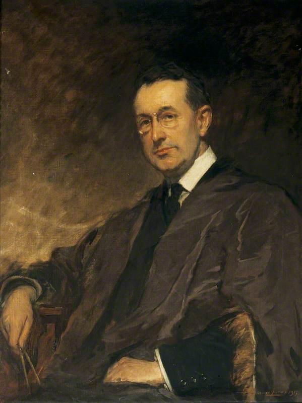 Sir Banister Fletcher, FSA
