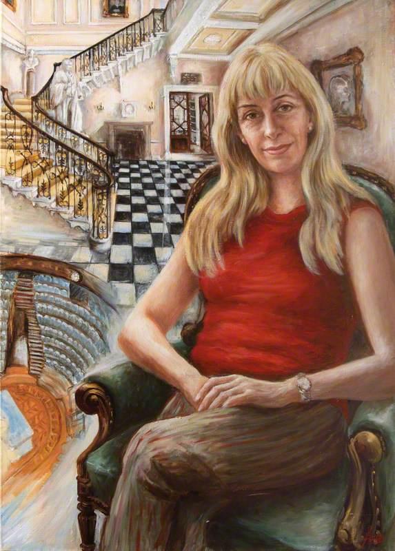 Susan Greenfield (b.1950)