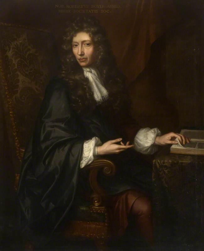 Robert Boyle (1627–1691)