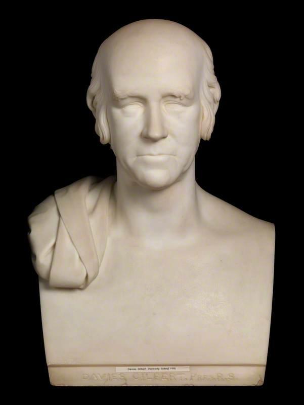 Davies Gilbert (or Giddy) (1767–1839)